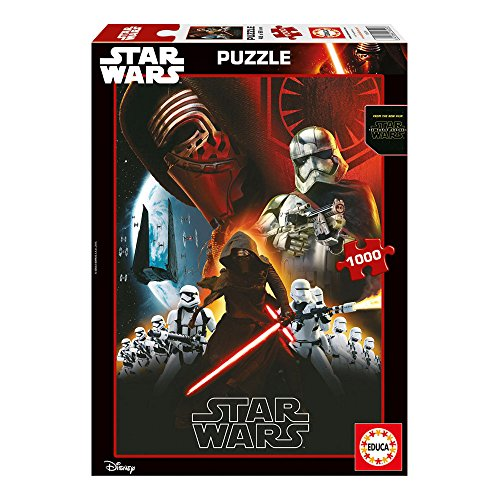 Educa 16524.0 - Star Wars: Episode VII, The Force Awakens 1000 Pezzi
