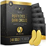 24K Gold Eye Mask 20
