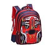 Best 3d Backpacks - Waterproof Kid Backpack Children Backpack 3D Cartoon Car Review