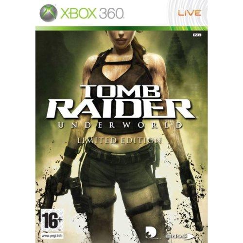 Tomb Raider Underworld - Limited Edition (Englische Verpackung, Spiel ist auf Deutsch)