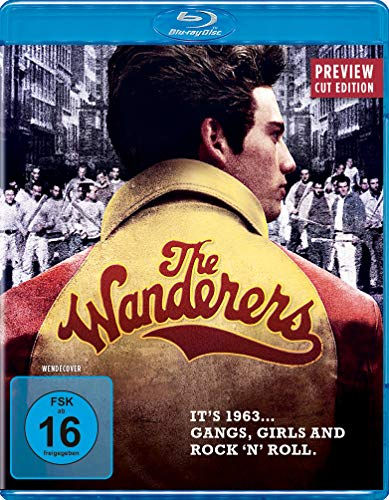 The Wanderers - Preview Cut Edition (Blu-ray)
