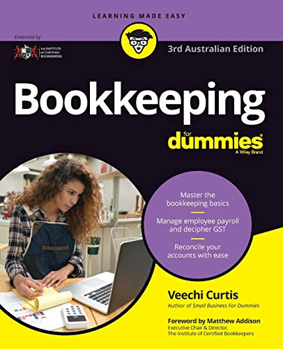 Bookkeeping for Dummies: Australian Edition