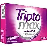 TRIPTOMAX - Complemento Alimenticio para Regular el Estado Anímico, Compuesto de Triptófano +...
