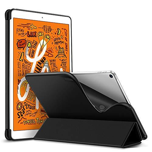 ESR Hülle kompatibel mit iPad Mini 5 2019 7.9 Zoll - Ultra Dünnes Smart Hülle mit weiche TPU Backcover - Auto Schlaf-/Aufwachfunktion - Kratzfeste Schutzhülle für iPad Mini 7,9