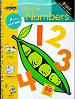 I Know Numbers (Preschool) (Step Ahead)
