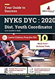 NYKS - District Youth Coordinator (DYC) : 2020   10 Mock Test + Sectional Test (English Edition)