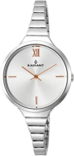 RADIANT Reloj Analógico para Mujer de Cuarzo con Correa en Acero RA459203