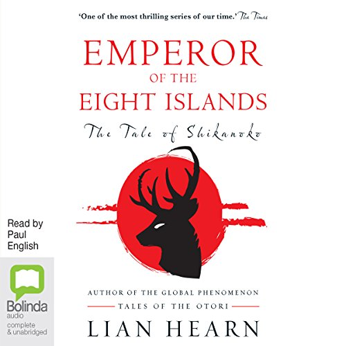 Emperor of the Eight Islands audiobook cover art