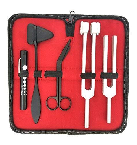 Tactical Black Percussion Penlight Scissors