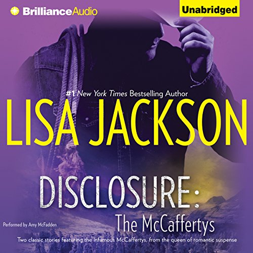 Disclosure audiobook cover art