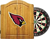 Imperial Officially Licensed NFL Merchandise: Dart Cabinet Set with...