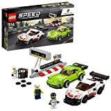 LEGO Speed Champions - Porsche 911 RSR et 911 Turbo 3.0 - 75888 - Jeu de Construction