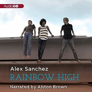 Rainbow High audiobook cover art