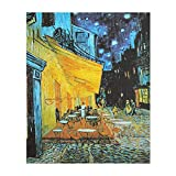 1000 Piece Jigsaw Puzzle for Adults - Cafe Terrace at Nigh by Vincent