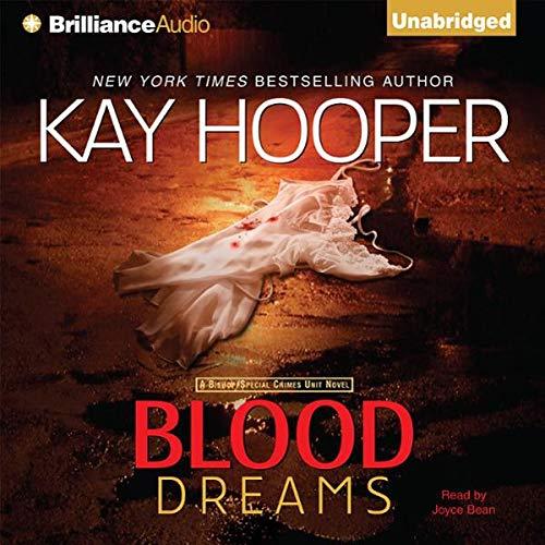 Blood Dreams audiobook cover art