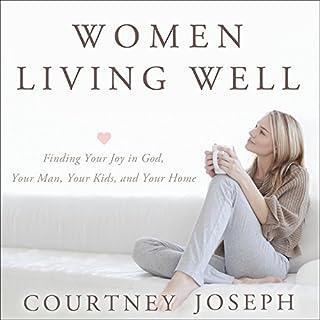 Women Living Well cover art