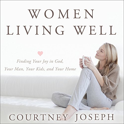 Women Living Well audiobook cover art