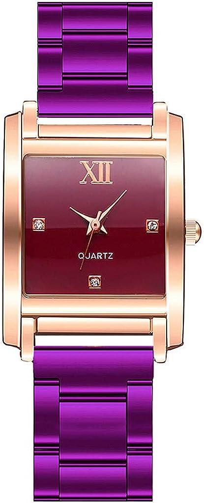 Dealing full price reduction Muranba Watches2019 Vansvar Rapid rise Female Watch Stain Quartz Screen