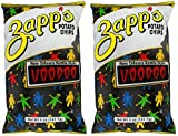 Zapps Potato Chips New Orleans Kettle Style Voodoo 5oz (2-pack)