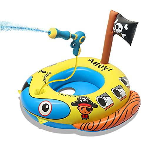 3-in-1 Pool Floats for Kids