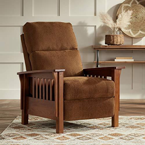 Evan Collindale Earth 3-Way Recliner Chair - Elm Lane