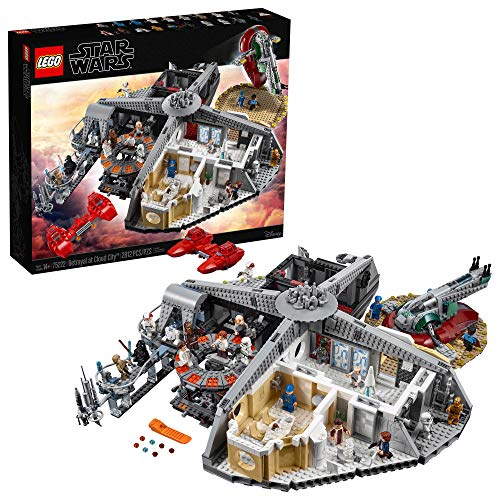 Lego Star Wars Cloud City Best Empire Strikes Back Betrayal