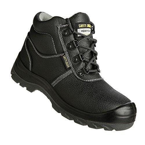 Sicherheits-Stiefel S3 Typ BESTBOY in Gr.35 - Das Standardmodell für den täglichen Baueinsatz!