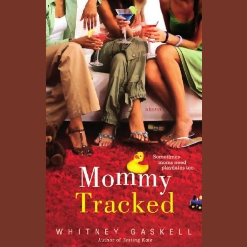 Mommy Tracked audiobook cover art