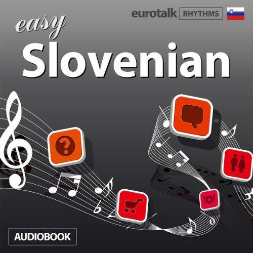 Rhythms Easy Slovenian audiobook cover art