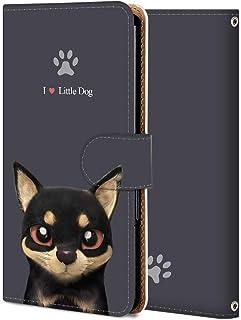 Galaxy Note 9 ケース 手帳型 ギャラクシー ノート9 カバー スマホケース おしゃれ かわいい 耐衝撃 花柄 人気 純正 全機種対応 动物08 アニマル 12080161