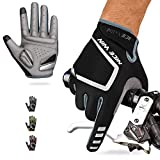 NICEWIN Cycling Gloves Motorcycle Bike Mountain- Road Bicycle Men Women Padded Antiskid Touch Screen...