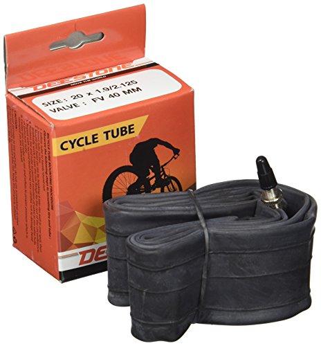 Deestone Reifen schwarz 20 x 1.90-2.125 Fahrradventil 40 mm