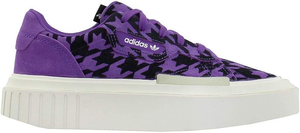 adidas Womens Hypersleek Sneakers Shoes Casual - Purple - Size 5.5 B