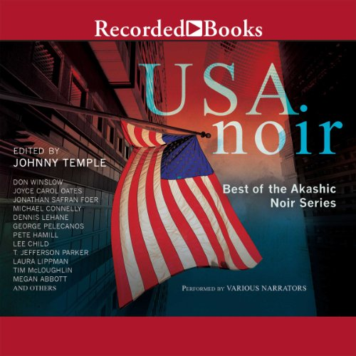 USA Noir cover art