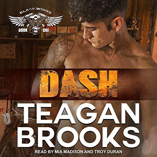 Dash cover art
