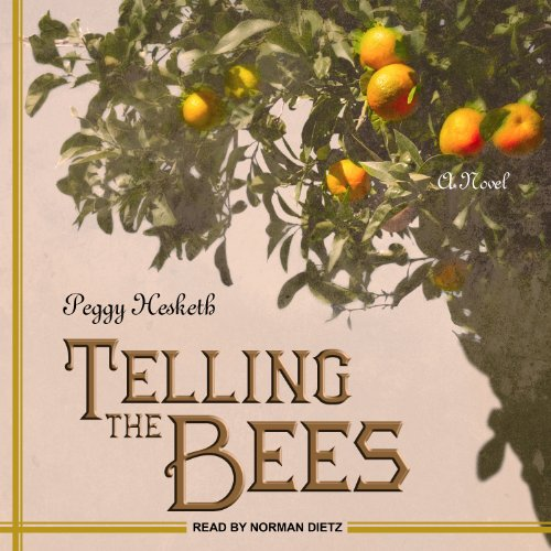 Telling the Bees audiobook cover art