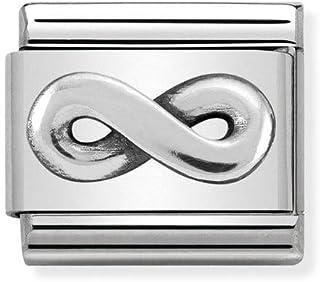 Link da donna acciaio inossidabile Nomination 030214