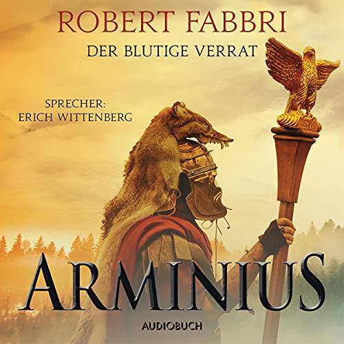 Arminius - Der blutige Verrat Titelbild