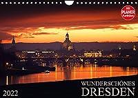 Wunderschoenes Dresden (Wandkalender 2022 DIN A4 quer): Kommen Sie mit auf eine Reise und erleben Sie das wunderschoene Dresden jeden Monat neu. (Geburtstagskalender, 14 Seiten )