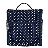 Ac.y.c Hanging Toiletry Bag - Large Multifunction Cosmetic Makeup Travel Pouch Organizer Travel Organizer for Men & Women with Sturdy Hook