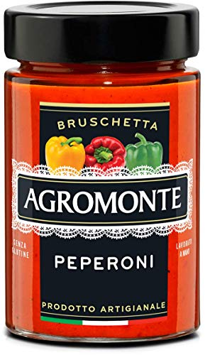AGROMONTE Bruschetta di Peperoni 200gr (4)