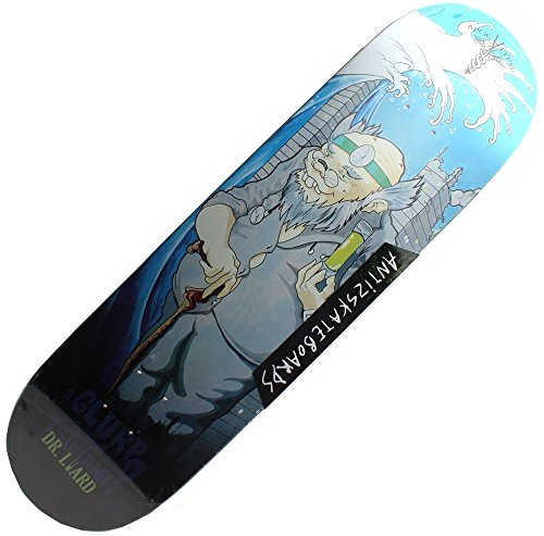 Antiz Dr. Liard Medical Riders 20,8 cm Skateboard Deck