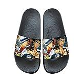 Dooljhjyr Detective Conan Zapatillas Zapatillas de casa Confortable for niños y...