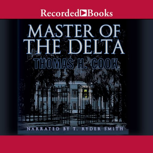 Master of the Delta audiobook cover art