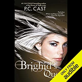 Brighid's Quest audiobook cover art