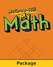 McGraw-Hill My Math, Grade 3, Student Edition Package (volumes 1 and 2) (ELEMENTARY MATH CONNECTS)
