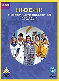 Hi-De-Hi! - The Complete Collection