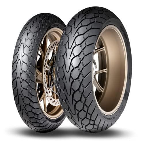 Dunlop 80638 Neumático 180/55 ZR17 73W, Mutant Xl para Moto, Todas Las Temporadas