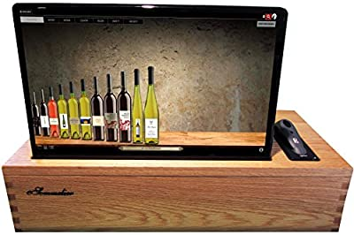 eSommelier Private Wine Cellar Management System – Organize Your Cellar and Find The Perfect Wine in Seconds - Wine Management Made Simple