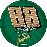 Dale Earnhardt Jr #88 RETRO Special Edition Throwback DewShine 4' Round DECAL Auto Home Nascar
